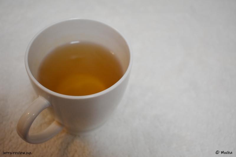 しょうが紅茶_注ぐ